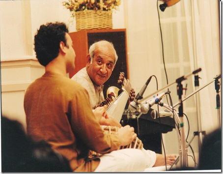 Aneesh Pradhan in Tabla